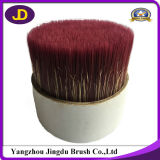 20% Pure and Natural Boiled Bristle Mixed PBT Fuxia Color Brush Filament