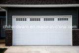 Flat 4 Panel Sectional Garage Gate