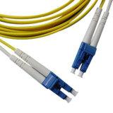LC/PC-LC/PC Siglemode Duplex Fiber Optic Patchcord/Jumper 3m