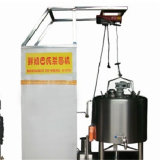 Dairy Processing Equipment Industrial Milk Pasteurizer