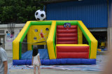 Funny Inflatable Sport Games Football Toy