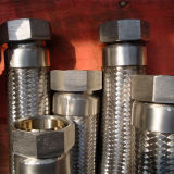 Corrugated Flexible Metal Hose Assembly
