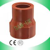 2015 Hotsale Plastic Pipe Fittings PP Female Reducer