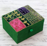 Embroidery Clothing Jewelry Collection Box