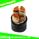 Copper PVC / XLPE Insulated Steel Wire Armoured Power Cable
