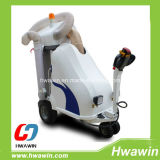 E-Vacuum Bottle Pick up Road Sweeper Machine for Sale