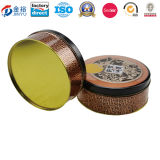 Round Tin Box Cute Cookie Tin Box Jy-Wd-2015120902