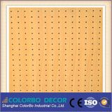 Soundproof Wooden Perforated Wall Panel