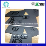 Sport UV and Gold Stamping Gold VIP Card