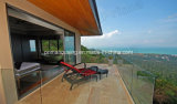 Frameless Glass Fence / Balcony Glass Guardrails for Sale