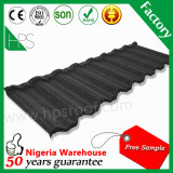 2016 China Roofing Materials Stone Coated Roofing Tiles Roofing Ridges for Sell
