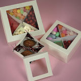 Cheap White Paper Candy Selling Boxes