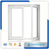 Energy Saving Plastic Window/Double Glass/Window/PVC Window