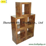 Cardboard Bookcase / Paper Grid Ark / Multi-Purpose Cabinet (B&C-F006)