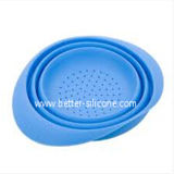 Hot Sale Promotion Rubber Cullender Silicone Filter
