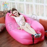 Portable Sofa Camping Lazy Beach Bed Sleep Bed Inflatable Air Lounge