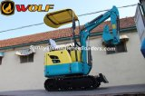 Hot Sale Mini Digger with Quick Coupler