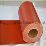 High Quality Fiberglass Silicone Rubber Coated Fire Blanket