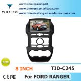 Car DVD for Ford Ranger with Built-in GPS A8 Chipset RDS Bt 3G/WiFi 20 Dics Momery (TID-C245)
