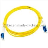 LC-LC Upc Sm Fiber Optic Patch Cord
