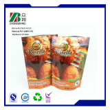 Reclosable Stand up Plastic Food Packaging Bag