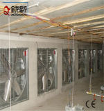 Greenhouse Poultry House Shuttered Low Noise Exhaust Fan
