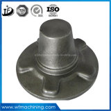 Customized Stainless Steel Truck Parts/Metal Forged Wheel Hub Forging Progress