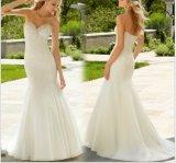 Mermaid Beaded Bridal Wedding Dresses (NWD1017)