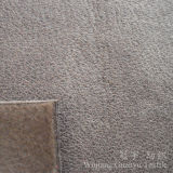 3 Layers Compound Suede Leather Fabric for Sofa Covers