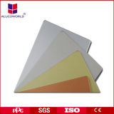 Alucoworld Beautiful Coated ACP Panels Construction Materials