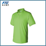 Unisex Pique Polo Shirt with OEM Service in High Quality