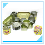 2-Piece Metal Can for Food Packaging
