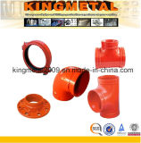 FM/UL Approved 300psi Ductile Iron Grooved Fittings