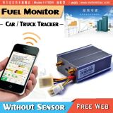 $45 GPS Car Truck Tracker with Fuel Monitor Door Sensor Door Lock