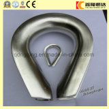 Us Type Galvanized G414 Heavy Duty Wire Rope Thimble