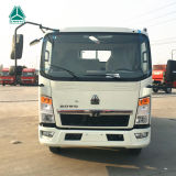 Low Price HOWO 4X2 5t Cargo Truck