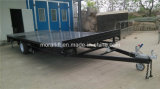 Pulling Type Hydraulic Car Trailer Trolley