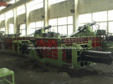Y81f-250bkc Turn out Type Scrap Iron Baling Machine (CE)