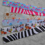 Customized Ribbon Fabric Woven Labels for Apparel