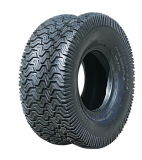 15 Inch 15X6.00-6 Go Kart/Lawn Mower Rubber Wheel Tire