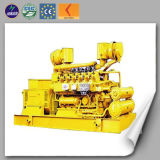100kw Biomass Genset, Gas Generator, Gas Power Generator for Sale