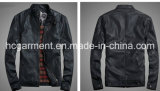 Safety Waterproof PU Jacket for Man, Leather /Motorcycle Jackets