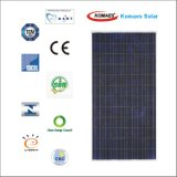 150W Solar System PV Panel Solar Panel with TUV IEC Mcs CE Cec Inmetro Idcol Soncap Certificate