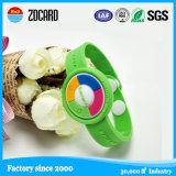 Adjustable Watch-Like Plastic Passive RFID Wristband