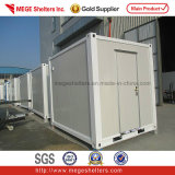 Individual Outdoor Mobile Container Toilet/Bathroom