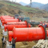 Mining Ore Ball Mill with High Manganese Steel Liner