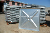 No-Rust Hot Dipped Galvanized Steel Modular Water Tank