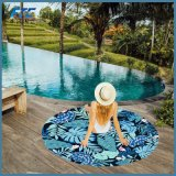 Round Beach Towel with Low MOQ