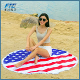 Wholesale Round Beach Towel with High Quality