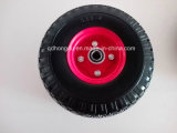High Quality Pneumatic Rubber Wheel (12X350-5))
